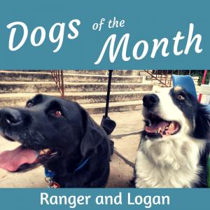 Ranger and Logan